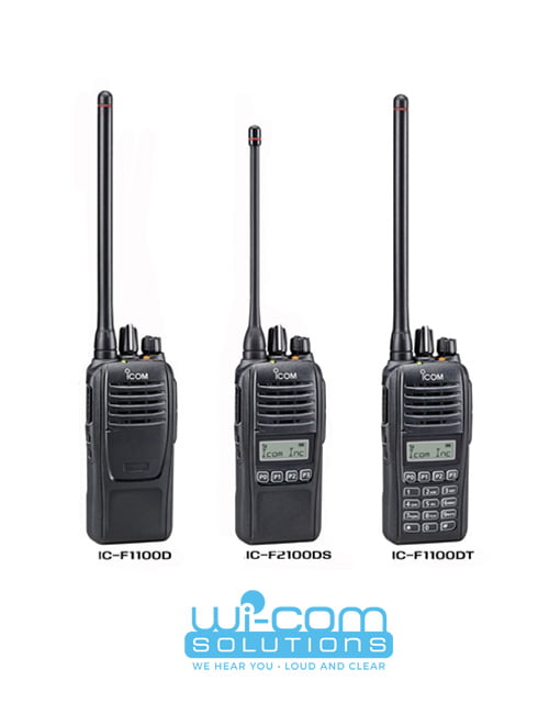 ICOM IDAS Radios | Handheld | Mobile | Repeaters |Trunking