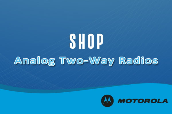Analog Two-way Radio