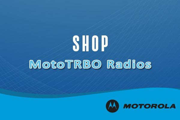Motorola MotoTRBO Radios