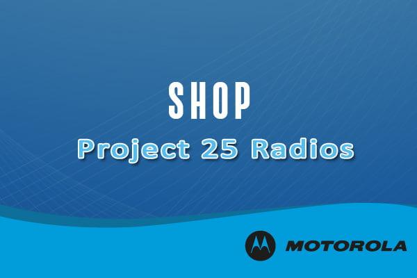 Project 25 Radios