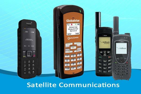 Satellite Communications Calgary