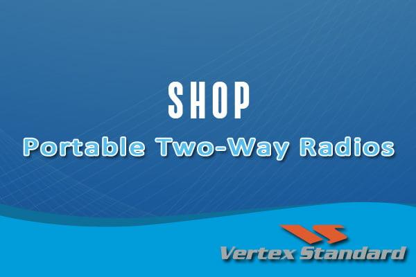 Vertex portable Two-way Radios