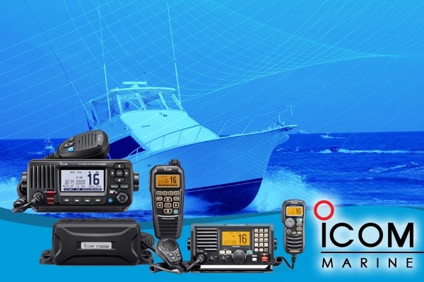 Icom Marine Fixed Mount VHF