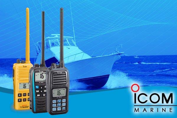 Icom Marine Handheld
