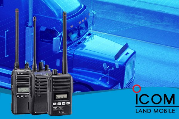 Icom Land Mobile