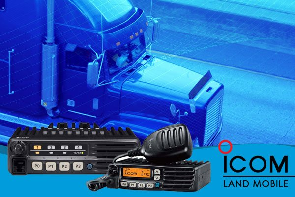 Icom Land Mobile Analog Fixed Mount