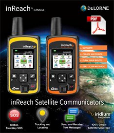 inreach explorer and SE