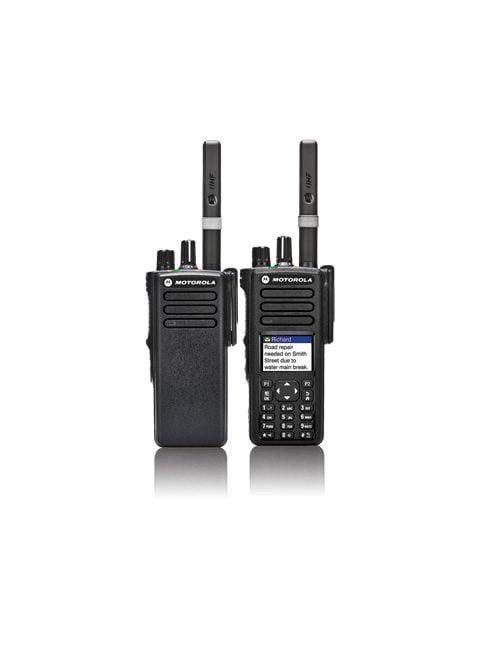 XPR7350e XPR7550e MotoTRBO