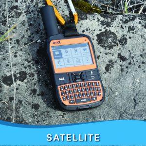 satellite gps avl